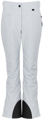 Moncler Technical Light Blue Nylon Trousers