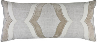 The Piper Collection Campbell 14x32 Pillow - Oatmeal