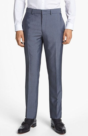 Topman Skinny Fit Trousers