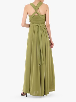 Jolie Moi Multiway Maxi Dress