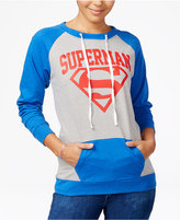Bioworld Warner Bros Juniors' DC Comics Superman Sweatshirt