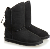 Australia Luxe Collective Black Dita Short Shearling Boot