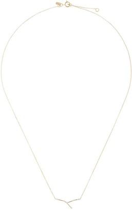 Sebastian 10kt yellow gold diamond Celestial Cancer necklace