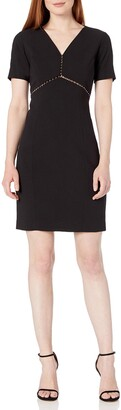 T Tahari Women's Mary Dress