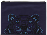 Kenzo Navy Tiger Pouch