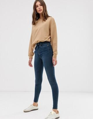 Only Royal high waist skinny jean