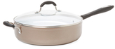 Cuisinart 5.5QT. Elements Non-Stick Saucepan with Helper Handle & Cover