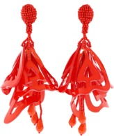 Oscar de la Renta Lace Impatient Earrings