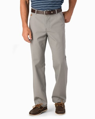 Southern Tide RT-7 Rugged 5-Pocket Canvas Pant - Steel Grey