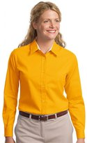 Port Authority Women's Long Sleeve Easy Care Shirt M