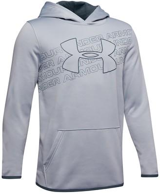 Under Armour Armour Fleece Logo Hoodie (Little Boys & Big Boys)