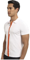 Bikkembergs Polo with Contrast Placket
