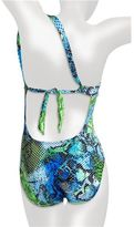 Kenneth Cole Reaction Mio Swimsuit - 1-Piece, One Shoulder (For Women)