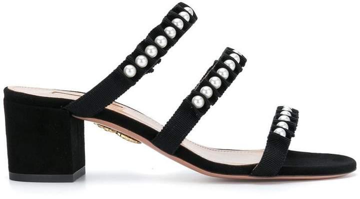 Aquazzura Love Story sandals