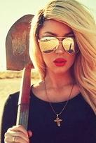 Quay Eyeware Vivienne Sunglasses in Rose Gold