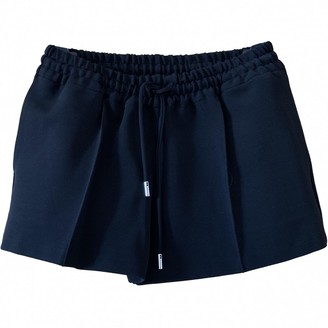 Givenchy Black Shorts for Women