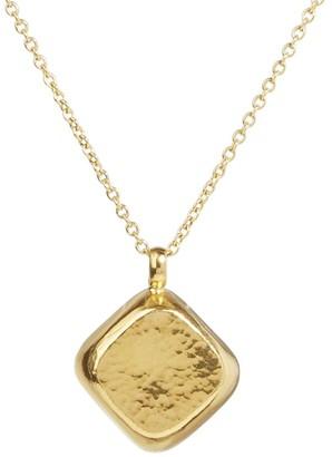 Gurhan Bon-Bon 22K & 24K Yellow Gold Pendant Necklace