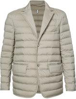 Moncler padded blazer jacket - men - Nylon/Polyamide/Feather/Goose Down - 1