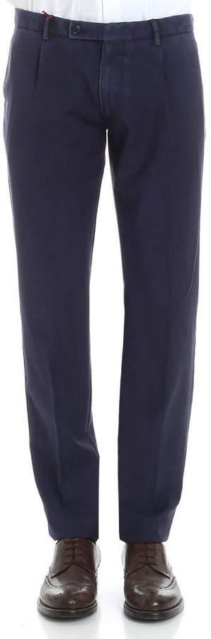 Berwich Cool Wool Trousers