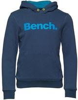 Bench Boys Core Hooded Sweatshirt Blue