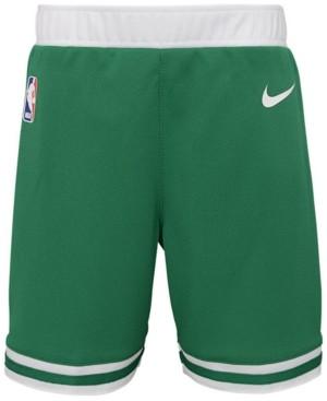 Nike Boston Celtics Icon Replica Shorts, Little Boys (4-7)