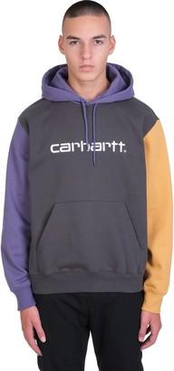 Carhartt Sweatshirt In Green Cotton