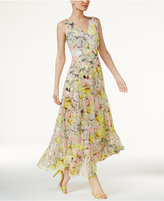 INC International Concepts Petite Floral-Print Maxi Dress, Only at Macy's