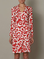 Diane von Furstenberg 1974 New Jeanne dress