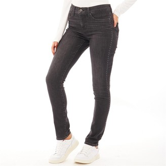 Levi's Womens 311 Shaping Skinny Jeans Cafe Noir