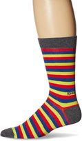 Diesel Men's All Over Pattern Socks