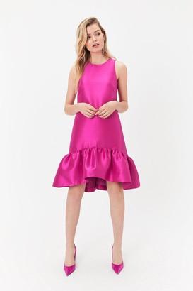 Coast Peplum Hem Dress