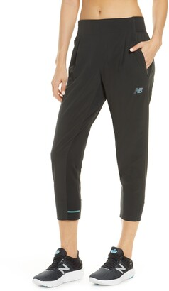New Balance Q Speed Run Crew Pants