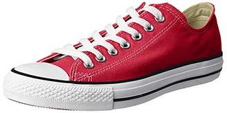 Converse Unisex - Adult AS Ox Seas. Can lemonade Trainers, Red