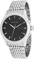Gucci Timeless Collection YA126402 Men's Stainless Steel Watch