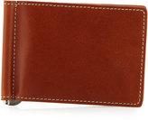Neiman Marcus Flip Wallet with Money Clip, Harness