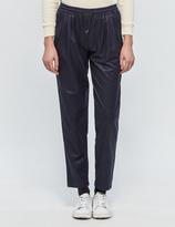 MAISON KITSUNÉ Flannel Joyce Casual Pants
