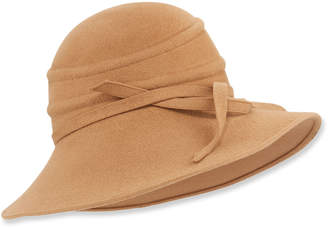Cloche Marzi Felt Textured Hat