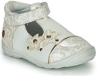 GBB MELISSA girls's Sandals in White
