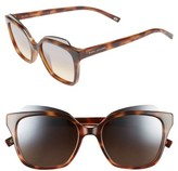 Marc Jacobs Women's 54Mm Sunglasses - Havana