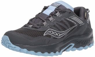 Saucony Women's VERSAFOAM Excursion TR13 GTX/BLK/BLU Athletic Shoes