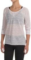 Prana Tranquil Shirt - 3/4 Sleeve (For Women)