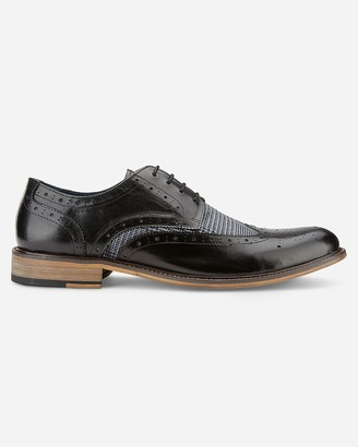 Express Vintage Foundry Stuttgart Oxford Dress Shoes