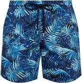 Vilebrequin Mahina Madrague-print swim shorts