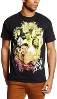 WWE Men's Group T-Shirt