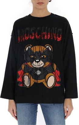 Moschino Teddy Bat Pullover