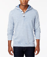 HUGO BOSS HUGO Men's Textured Pullover Cotton Hoodie