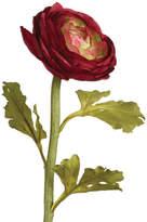 OKA Faux Ranunculus Flower Stem