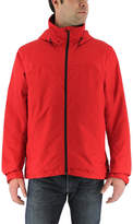adidas Men's Wandertag Climaproof Insulated Hooded Rain Jacket