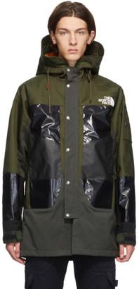 Junya Watanabe Khaki The North Face Edition Backpack Jacket
