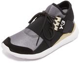 Y-3 Qasa Elle Lace Jogger Sneakers